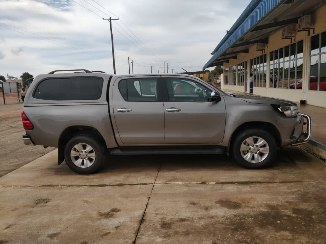 Toyota Zambia   Pre-owned vehicles