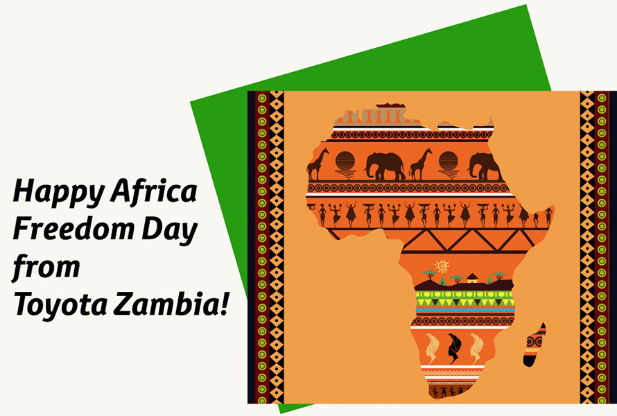 Happy Africa Freedom Day!