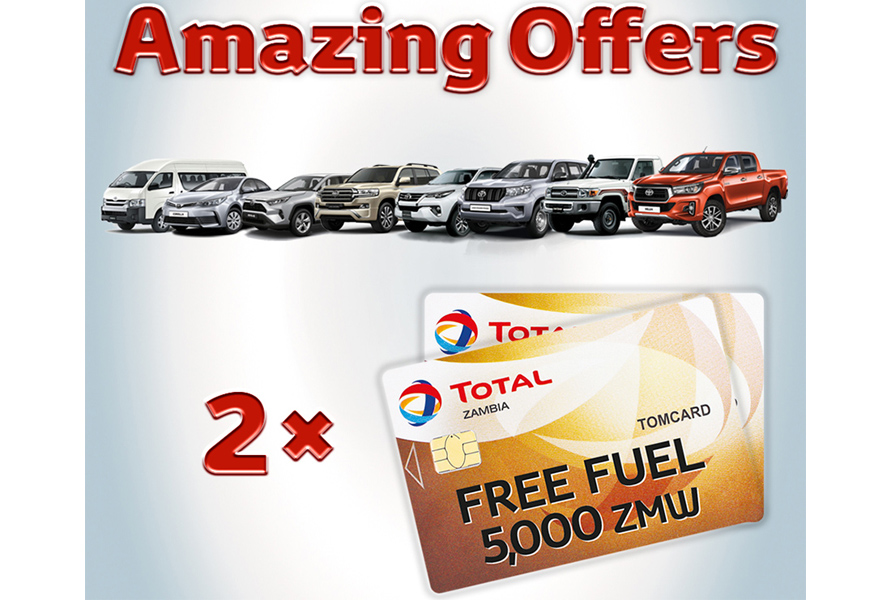Amazing Offer – Double Fuel Card!!!